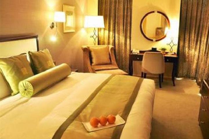 上海富豪会展公寓酒店