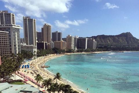 夏威夷-夏威夷5晚7日自由行(上海往返).等待确认