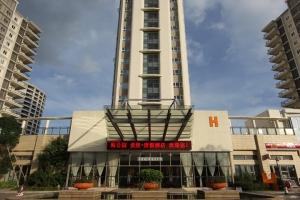 列支敦士登-惠州巽寮湾海公园爱度度假酒店
