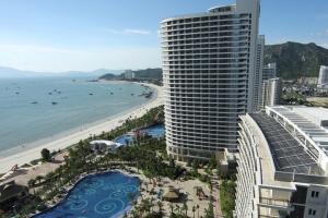 惠州-惠州巽寮湾海公园爱度度假酒店
