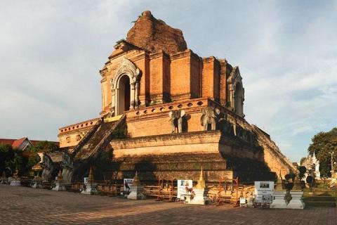 泰国 清迈-泰国清迈【单机票】往返机票