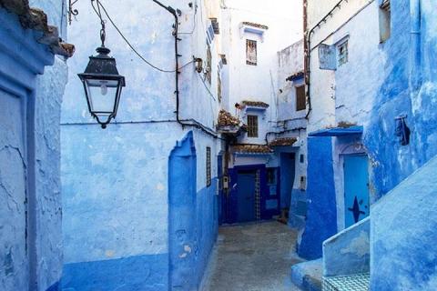 摩洛哥-【乐·深度】摩洛哥9天*迷幻色彩<四大皇城,蓝白小镇舍夫沙万,非洲风城索维拉,大西洋海景餐厅烤鱼餐>