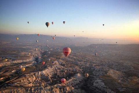 土耳其12天.土耳其航空.爱琴海地中海.卡帕多奇亚