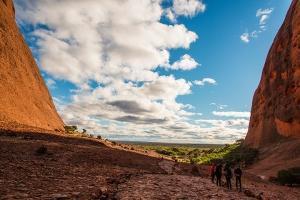 澳大利亚-【当地玩乐】澳洲卡塔丘塔和乌鲁鲁日落之旅半日游