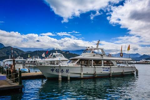 【典·博览】台湾西半岛6天*AL*阿里山<嘉义升级豪华酒店,日月潭游船,高雄西子湾>