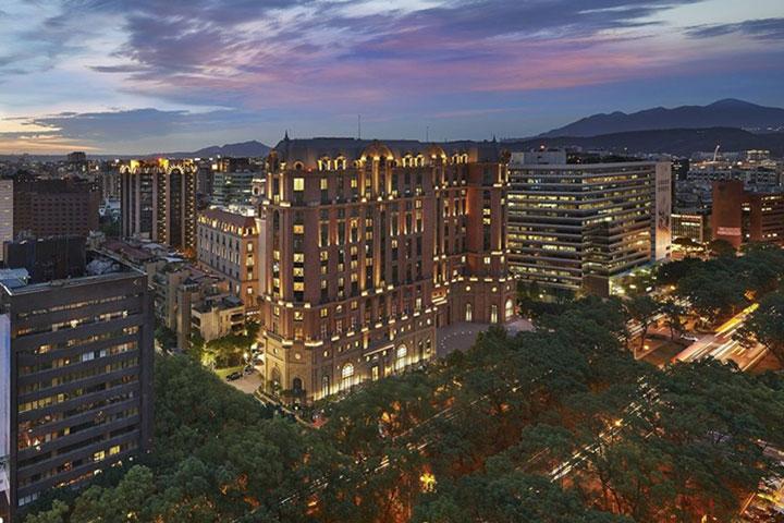 *台北文华东方酒店