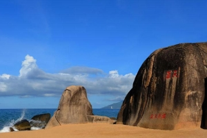 海岛-【三亚自由行】3晚红树林度假椰林酒店高级房+西岛景区+机场往返接送+广州往返机票