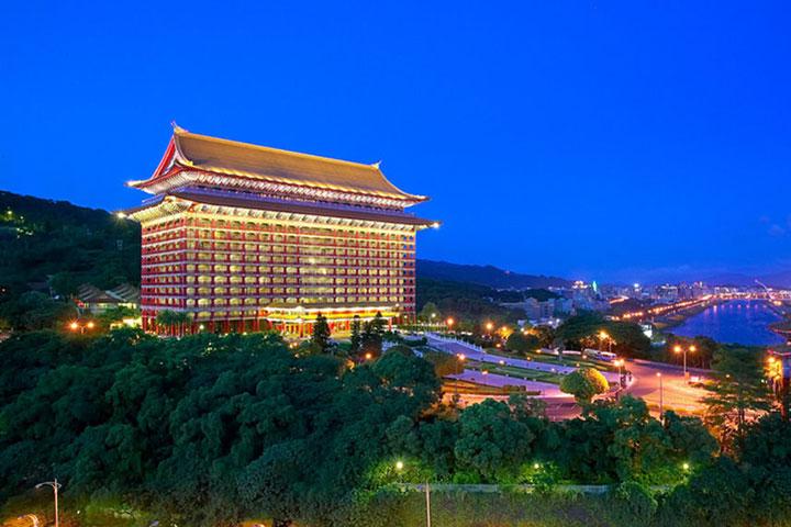 *台北圆山大饭店