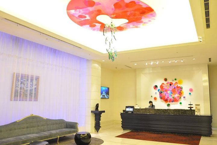 *台北维多丽亚酒店