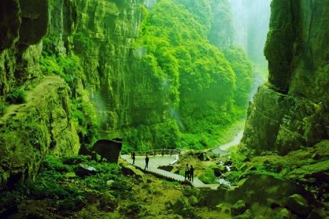重庆·武隆·贵州5天·重庆遵义升级豪华·天坑三硚·仙女山
