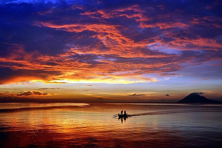 【尚•猎奇】印尼美娜多乐享浮潜追逐海豚6天4晚(广州直航)