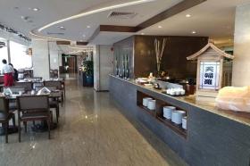 广州白天鹅宾馆流浮阁自助平日午餐