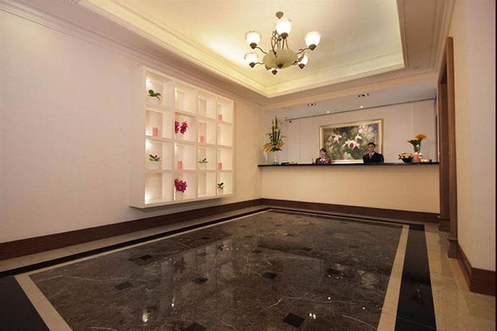 *台北乔美旅店