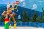 【当地玩乐】全家乐套餐B:2大1小上海迪士尼门票+上海迪士尼乐度假区内玩具总动员酒店1晚