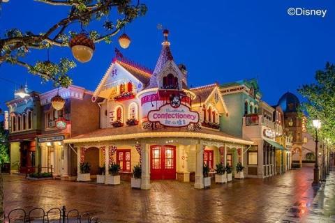 上海-【当地玩乐】上海迪士尼套餐C:1张门票+富豪会展公寓家庭房1晚