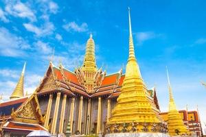 泰国-【自由行】曼谷5天*狮航机票+1晚曼谷市中心豪华酒店含早餐或泰国旅游签证*广州往返*等待确认<抵玩曼谷自由行>