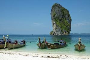 泰国-甲米岛神奇四岛快艇游一日游·等待确认