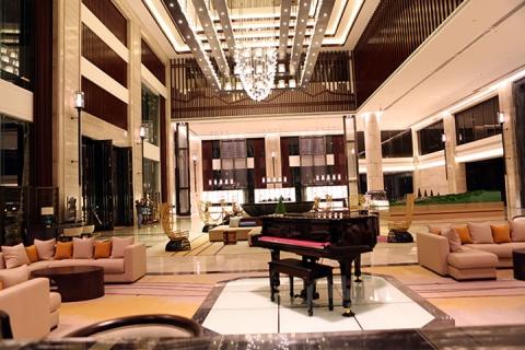 广州增城三英温泉度假酒店