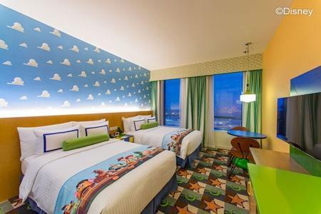 上海迪士尼度假区玩具总动员酒店