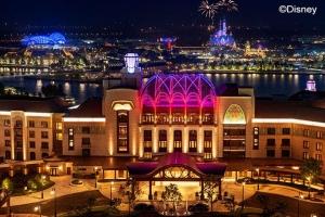 上海迪士尼乐园-上海迪士尼乐园酒店