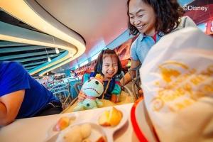上海迪士尼-【当地玩乐】全家乐套餐G:2大上海迪士尼1日门票