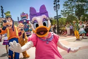 上海迪士尼乐园-【寻趣迪士尼】自由行系列:上海迪士尼•上海一地双飞3天