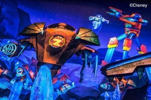 上海迪士尼-【寻趣迪士尼】自由行系列:迪士尼玩具总动员酒店•魔都上海双飞3天