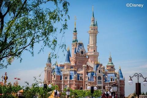 上海 苏州-【畅玩迪士尼】自由行系列:迪士尼玩具总动员酒店•古韵苏州双飞4天