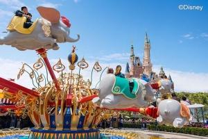 上海迪士尼乐园-【乐·全景】华东五市、双飞6天*上海迪士尼*水乡乌镇*禅意拈花湾<一次入园>