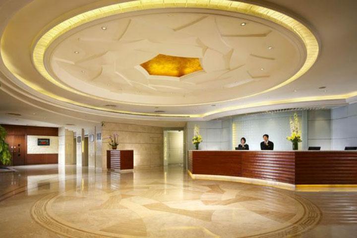 香港尖沙咀粤海酒店