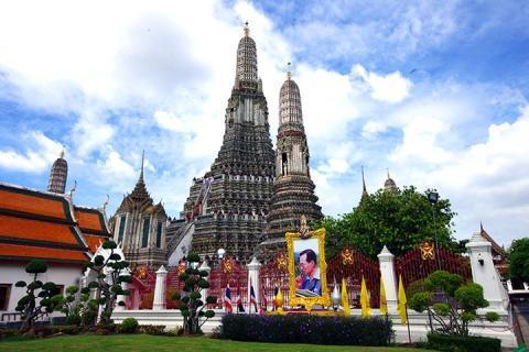 曼谷-曼谷玉佛寺经典一日游·等待确认