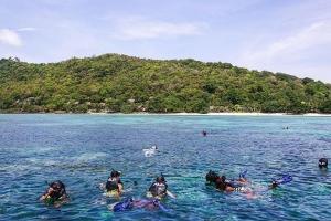 泰国-泰国【当地玩乐】代订普吉超豪华双体帆船蜜月岛白天行程(每天)拼船*等待确认