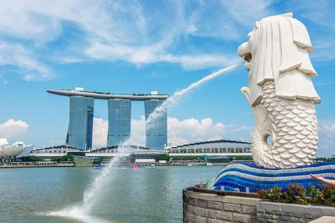 新加坡4天*轻奢游*升级1晚地标金沙酒店*广州往返