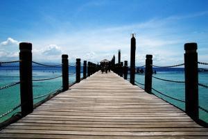 沙巴-【沙巴一日游】马奴干岛一日游