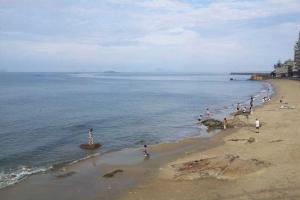 海岛-【海滩】阳西3天*沙扒湾海滩*青州岛*欢乐摩天轮*青花瓷大盘海鲜宴*住豪华酒店