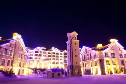 哈尔滨-ClubMed亚布力度假村5天4晚*等待确认