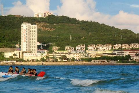 【广湛高铁】北海、湛江3天*十里银滩