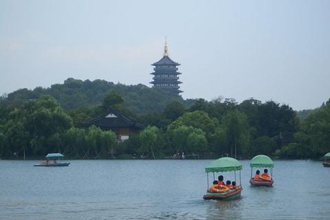 惠州-【生态】惠州西湖2天*洲际度假酒店