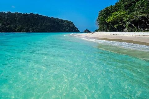 甲米-泰国【当地玩乐】代订甲米兰塔出发洛克岛快艇一日游*等待确认