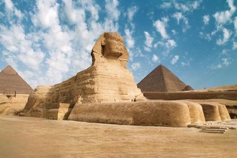 【尚·博览】埃及10天*文化之旅<埃及首都开罗,度假圣地红海,全程超豪华酒店,金字塔景观餐厅享阿拉伯特色餐>