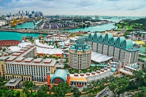 新加坡-【自由行*假期特惠】新加坡5天*入住乌节大臣酒店4晚*赠送海洋馆门票*含机场至酒店往返接送*广州往返*等待确认