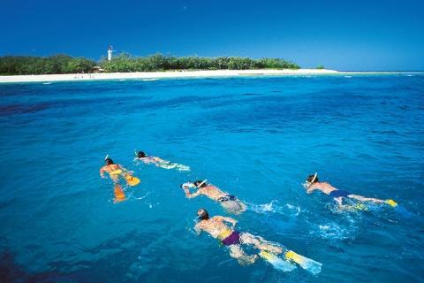 【当地玩乐】单订澳洲绿岛大堡礁生态之旅|跟团游