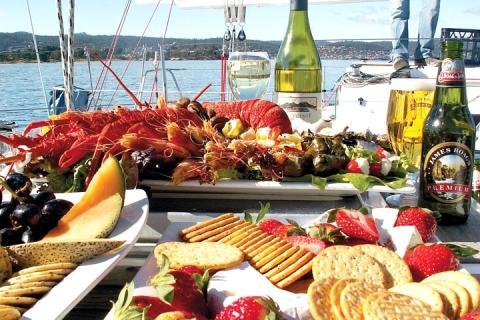 【当地玩乐】单订澳洲塔斯马尼亚海鲜船船票|跟团游