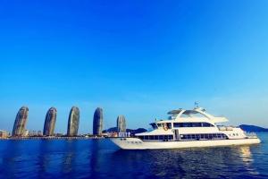 海岛-【海南当地玩乐】三亚游艇出海(海钓·浮潜·摩托艇)欢乐1日游