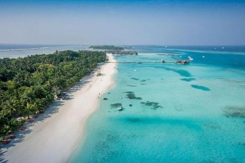 马累-*【国庆】等待确认*ClubMed马尔代夫卡尼岛6天4晚(4会所)广州往返*一价全包