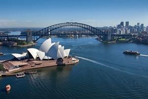 悉尼-【自由行】澳洲8-12天*机票+1晚酒店*广州往返<南方航空>