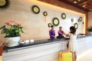 惠州-惠州豪派特度假酒店·东能银滩