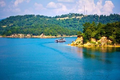 河源-【生态】河源万绿湖游船、客家公园、醉蝶谷2天*客家特色餐