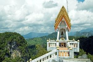 泰国-甲米丛林之旅(虎穴庙+温泉瀑布+水晶泻湖)  .等待确认