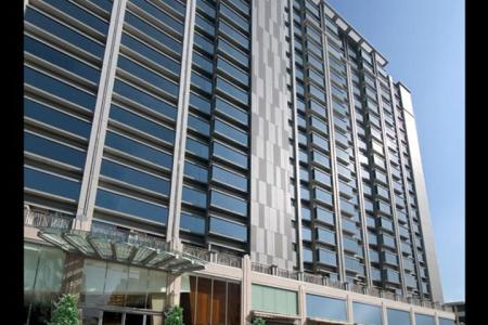 香港8度海逸酒店成人午餐点心
